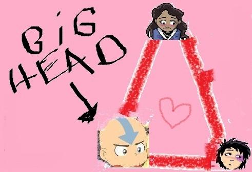 爱情 三角形, 三角