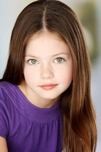 暮光之城系列 壁纸 with a portrait entitled Mackenzie Foy aka Renesmee Cullen
