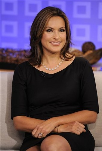 Mariska on the today 显示