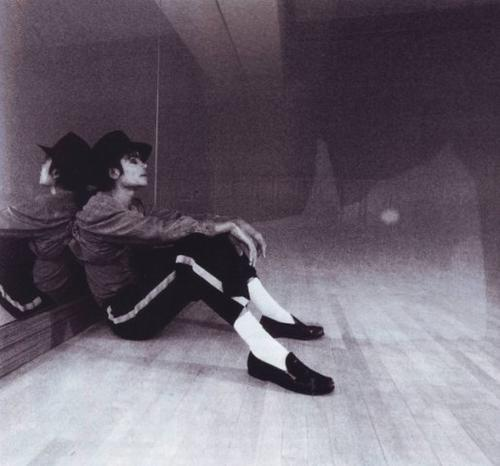 Michael Jackson - Black and White
