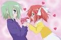 Minami and Yutaka