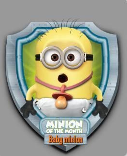 Despicable Me Minions wallpaper titled Minions!