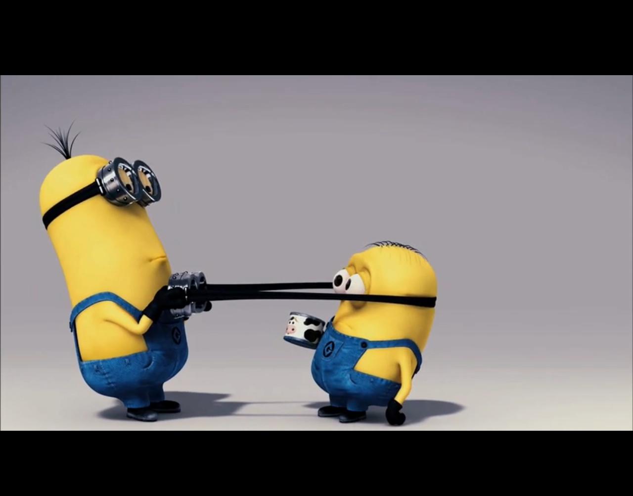 Despicable Me Minions Minions!