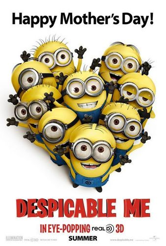 Despicable Me Minions پیپر وال called Minions!
