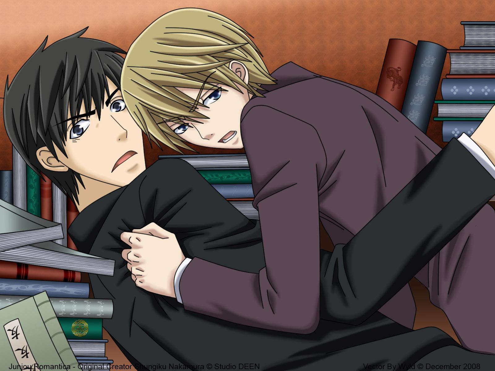 Miyagi and Shinobu