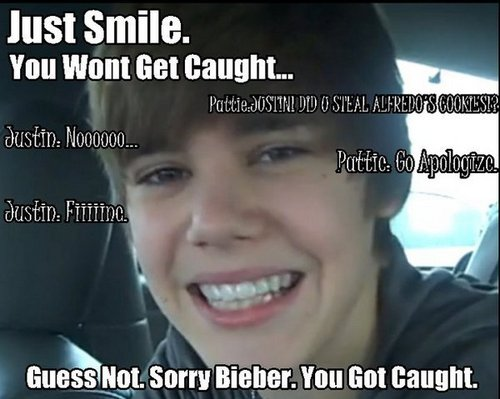 my love of justin: