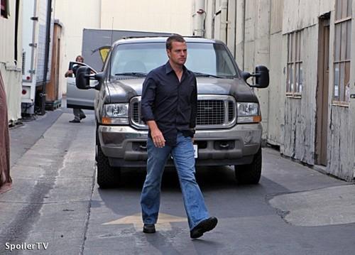 NCIS: Los Angeles - Episode 2.02 - Black Widow - Promotional các bức ảnh