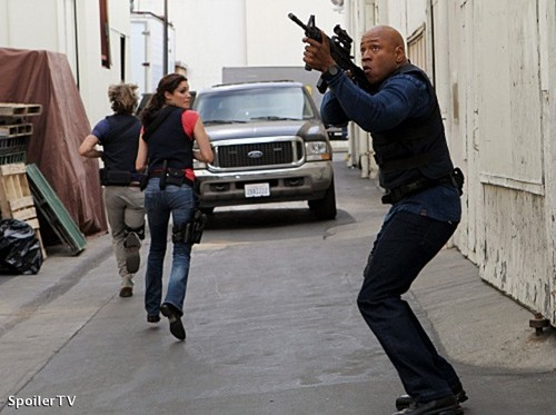 NCIS: Los Angeles - Episode 2.02 - Black Widow - Promotional fotos