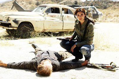 NCIS: Los Angeles - Episode 2.03 - Borderline - Promotional các bức ảnh