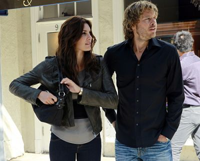 NCIS: Los Angeles - Episode 2.04 - Special Delivery - Promotional 写真