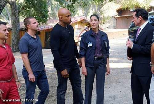 NCIS: Los Angeles - Episode 2.05 - Little Ангелы - Promotional фото