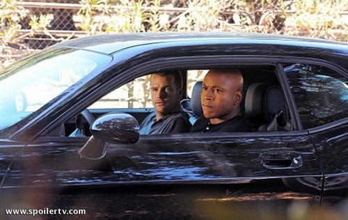 NCIS: Los Angeles - Episode 2.05 - Little 天使 - Promotional 写真