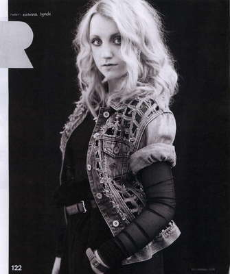 New Tom Felton, Matthew Lewis, Evanna Lynch Warner Bros. Foto shoot Bilder