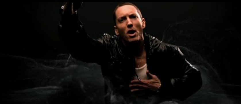 Eminem recovery tour youtube video
