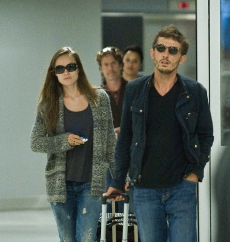 Olivia Wilde-Arrives into LAX Airport in Los angeles - September 30, 2010