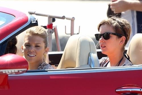 On The Set of 90210 Season 3 > 2010-10-01