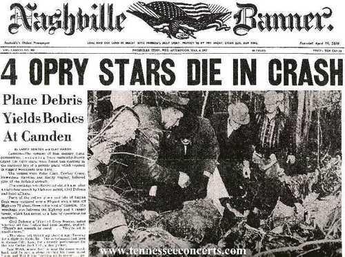 Patsy's Fatal Crash