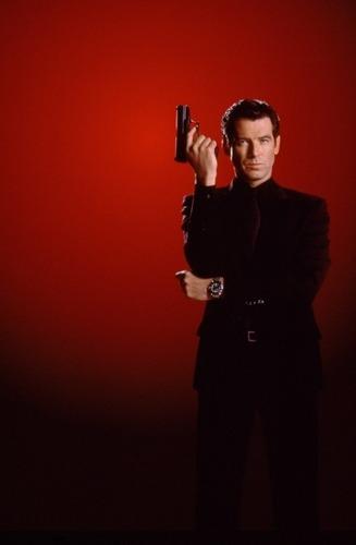"Pierce James Bond - Adv Pubb From ""Tomorrow Never Dies"""