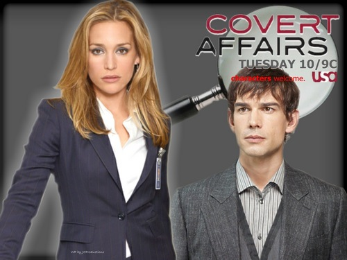 Piper Perabo from Covert Affairs and Coyote Ugly