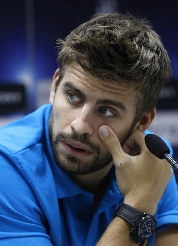 Press conference before the match against Rubin Kazan