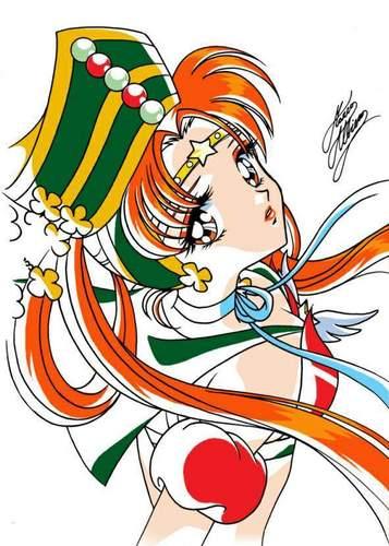 Sailor Moon Sailor Stars wallpaper containing Anime called Princess Kakyuu
