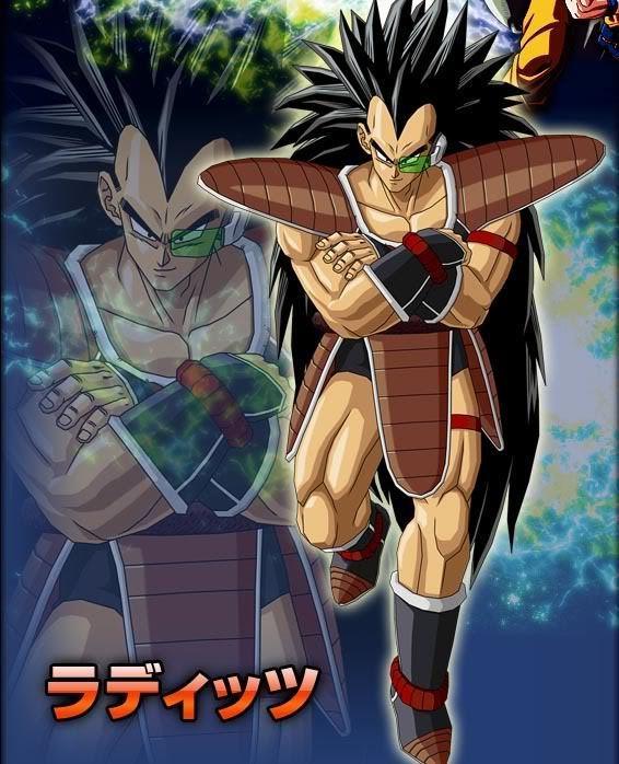 Goku vs broly fan animation - 1 3