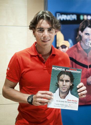 Rafa Nadal KO :-( !!!