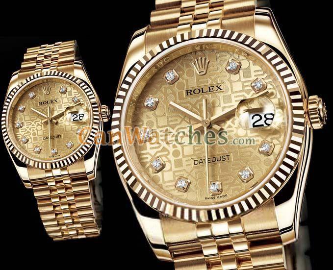 Rolex Uhr Hintergrund