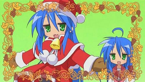 Seasons greetings from Konata