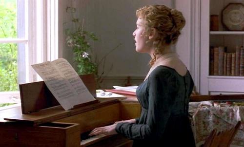 Sense and Sensibility 바탕화면 containing a pianist titled Sense and Sensibility
