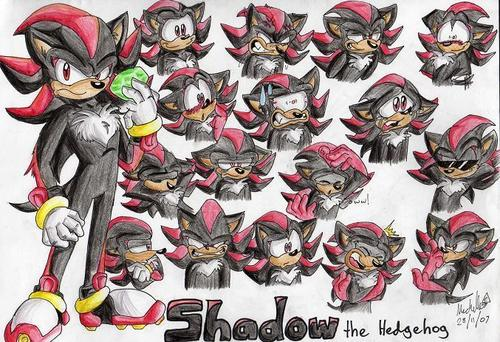 Shadow Expressionz