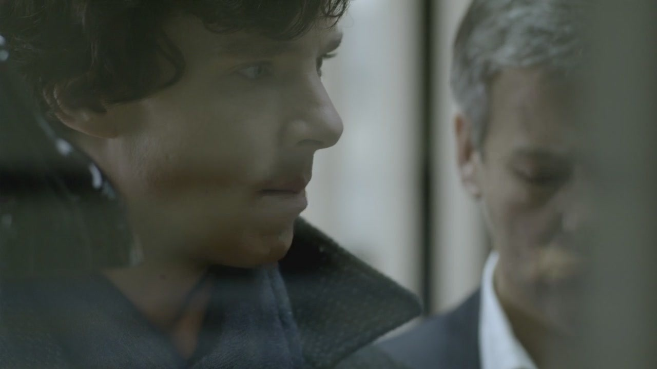 Sherlock-1x03 - Benedict Cumberbatch Image (15992321) - Fanpop