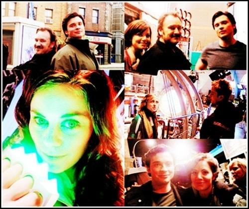 Thị trấn Smallville Cast