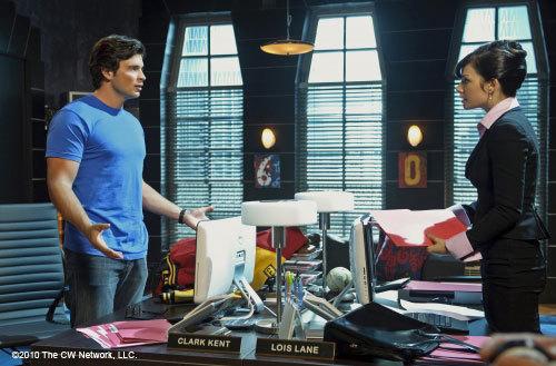 "Smallville: ""Homecoming"" 预览 图片"