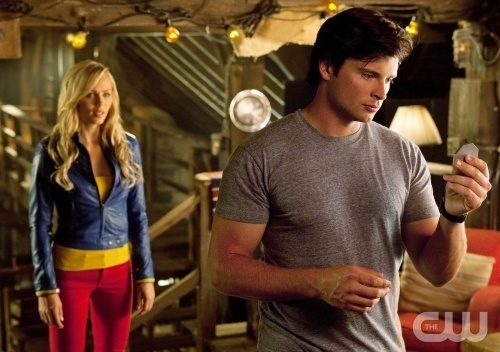 "Smallville ""Supergirl"""