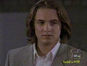 Will Friedle wallpaper with a portrait called So Serious