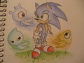 Sonic - sonic-colors fan art