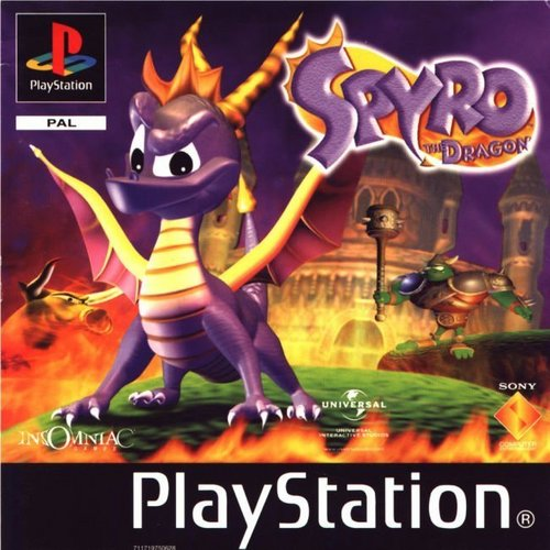 Spyro the Dragon - video-games Photo