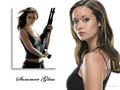 Summer Glau - summer-glau wallpaper