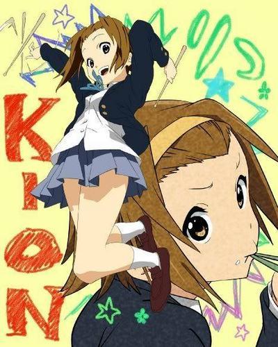 Tainaka Ritsu wallpaper with anime titled TAINAKA RITSU