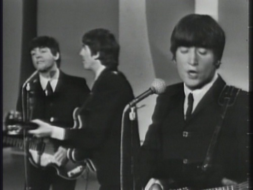 The Beatles images The Beatles - The First U.S. Visit (DVD) HD wallpaper and background photos