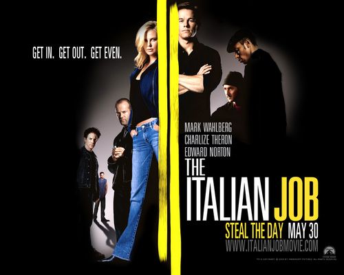 Action Films fondo de pantalla called The Italian Job