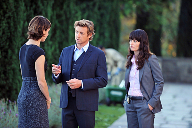 The Mentalist 3.06 - berwarna merah muda, merah muda Chanel Suite - Promo Pictures