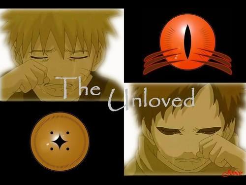 The Unloved (Naruto and Gaara) - naruto Wallpaper
