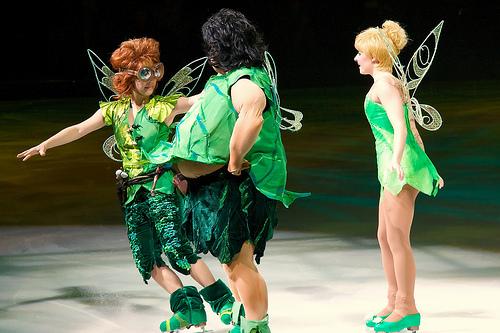 Tinker kampanilya on Ice