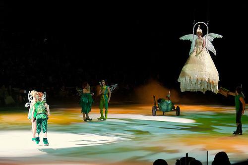 Tinker ベル on Ice