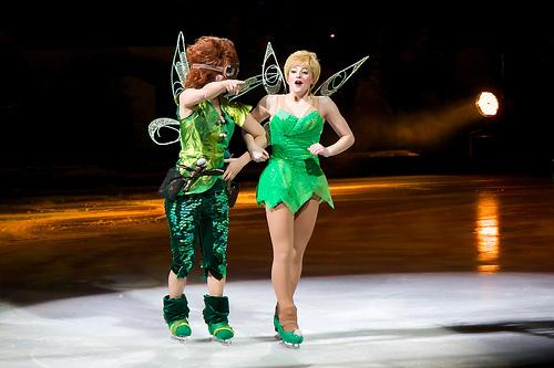 Tinker ঘণ্টা on Ice