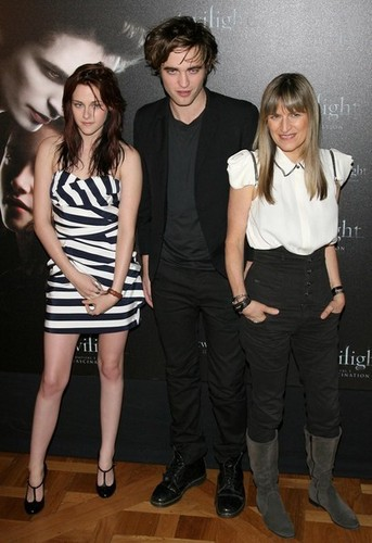 Twiligbht Paris Photocall