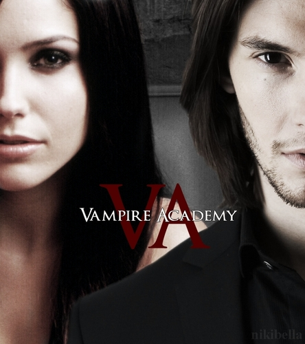 Vampire Academy wallpaper containing a portrait titled Vampire Academy poster