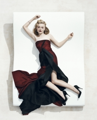 Vanity Fair Outtakes (cast)